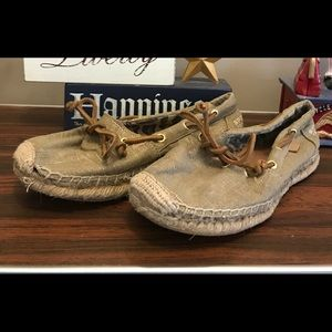 Sperry Katama Espadrille Shoes 9153149
